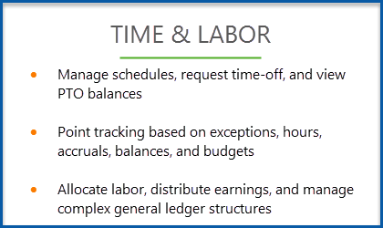 Time & Labor